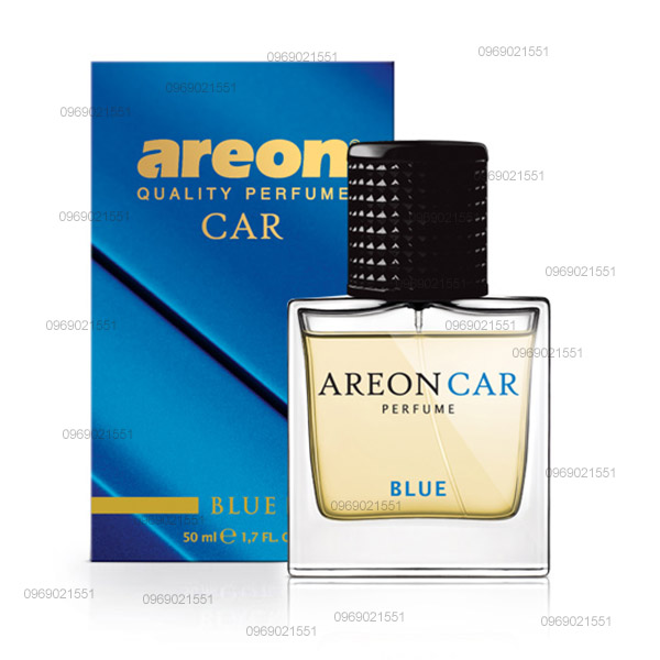 Nước hoa ô tô Areon Car Blue Perfume